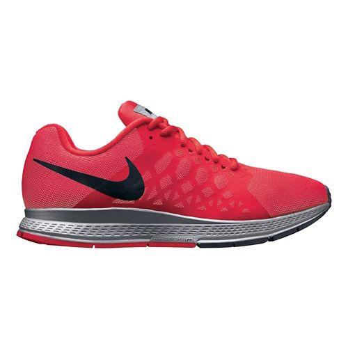 Mens Nike Air Zoom Pegasus 31 Flash Running Shoe - Red 9.5