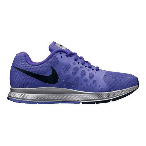 Womens Nike Air Zoom Pegasus 31 Flash Running Shoe - Grape 7