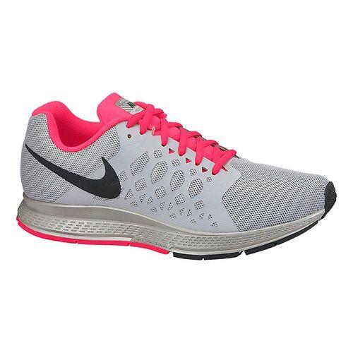 Womens Nike Air Zoom Pegasus 31 Flash Running Shoe - Grey 9.5