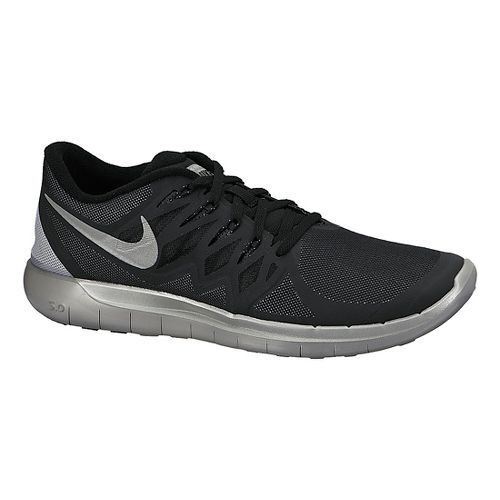 Mens Nike Free 5.0 Flash Running Shoe - Black 12