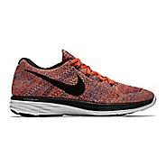 Mens Nike Flyknit Lunar 3 Running Shoe