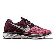 Womens Nike Flyknit Lunar 3 Running Shoe