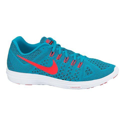 Mens Nike LunarTempo Running Shoe - Blue 9.5