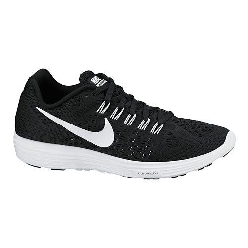 Womens Nike LunarTempo Running Shoe - Black 6