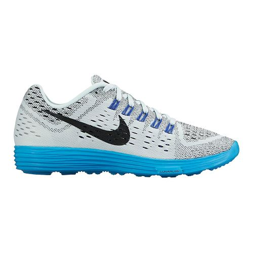 Womens Nike LunarTempo Running Shoe - Blue 7