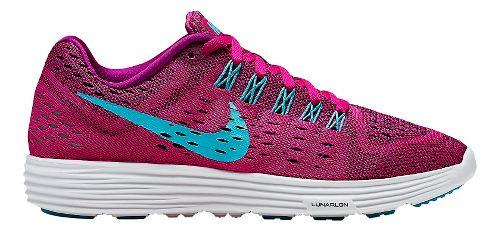 Womens Nike LunarTempo Running Shoe - Fuchsia 10