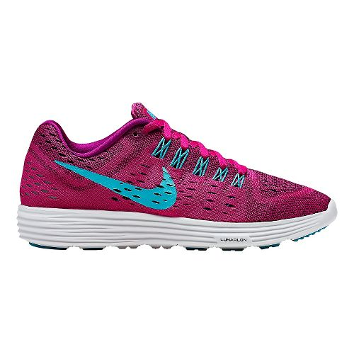 Womens Nike LunarTempo Running Shoe - Fuchsia 11