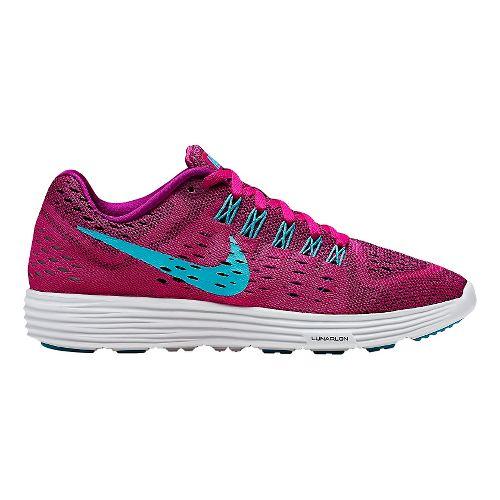 Womens Nike LunarTempo Running Shoe - Fuchsia 6.5