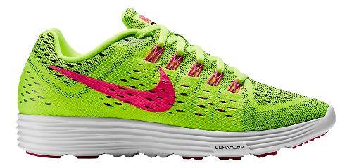 Womens Nike LunarTempo Running Shoe - Volt 6.5