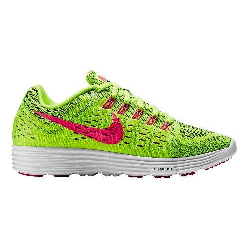 Womens Nike LunarTempo Running Shoe - Volt 9