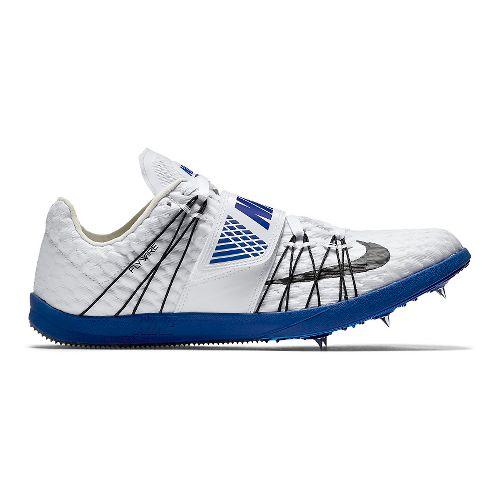 Nike Triple Jump Elite Track and Field Shoe - White 6.5