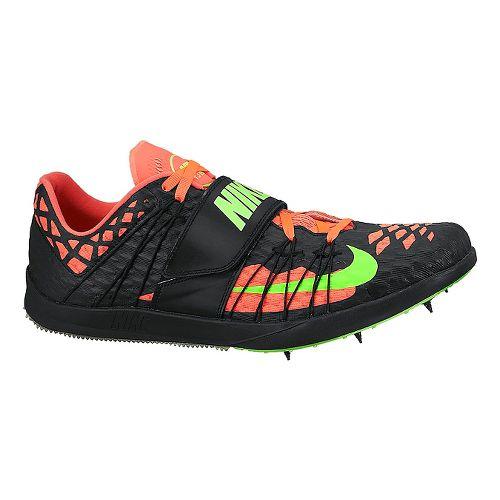 Nike Triple Jump Elite Track and Field Shoe - Black/Hyper 7.5