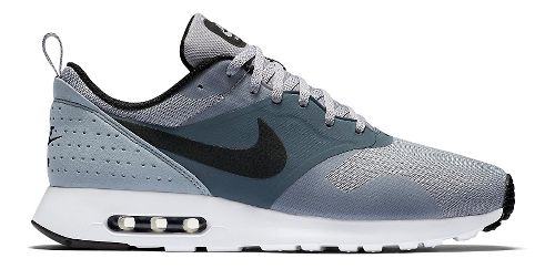 Mens Nike Air Max Tavas Casual Shoe - Grey/Blue 12