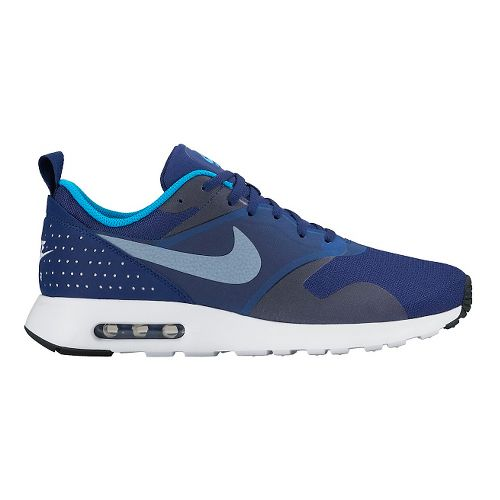 Mens Nike Air Max Tavas Casual Shoe - Blue 9.5