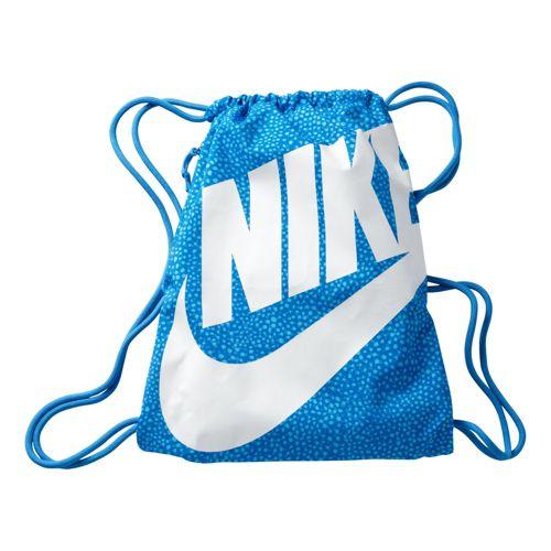 Nike Heritage Gymsack Bags - Blue/Print
