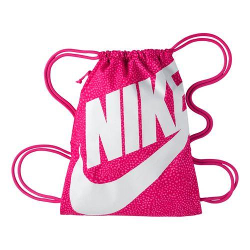 Nike Heritage Gymsack Bags - Fuchsia