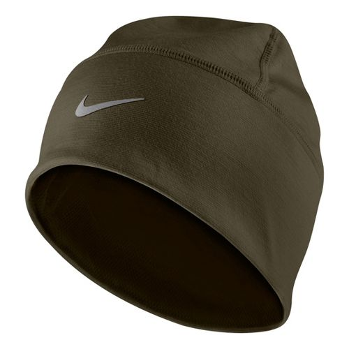 Mens Nike Lightweight Wool Skully Headwear - Loden