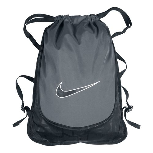 Nike Brasilia 5 Gymsack Bags - Grey