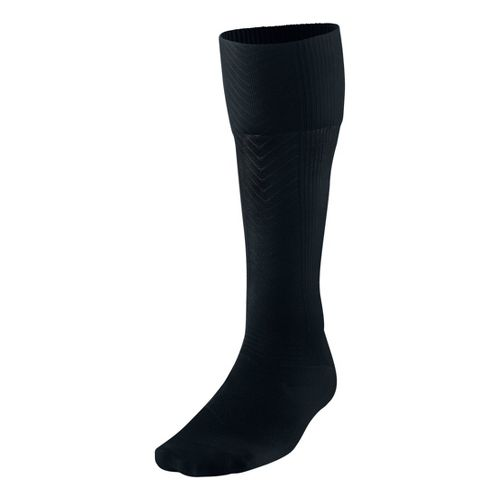 Nike Elite Running Support Anti Blister Lightweight OTC Socks - Black M