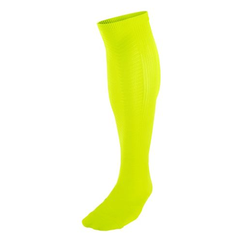 Nike Elite Running Support Anti Blister Lightweight OTC Socks - Volt M