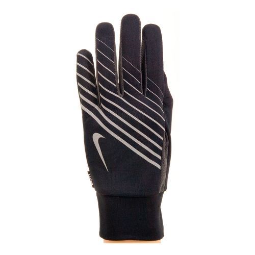 Mens Nike Lightweight Tech Run Glove Handwear - Black/Anthracite L