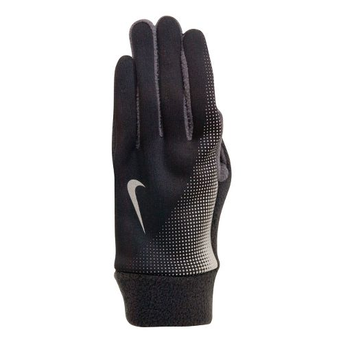 Womens Nike Thermal Tech Run Glove Handwear - Black/Anthracite S