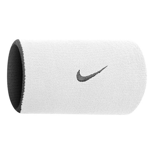 Nike Premier Home & Away Doublewide Wristband Handwear - Black/White