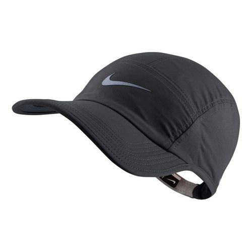 Nike RU AW84 Cap Headwear - Anthracite