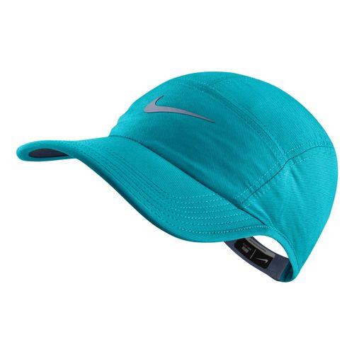 Womens Nike RU AW84 Cap Headwear - Turquoise