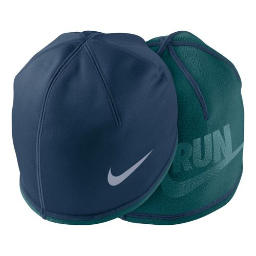 Mens Nike Beanie Headwear - Blue