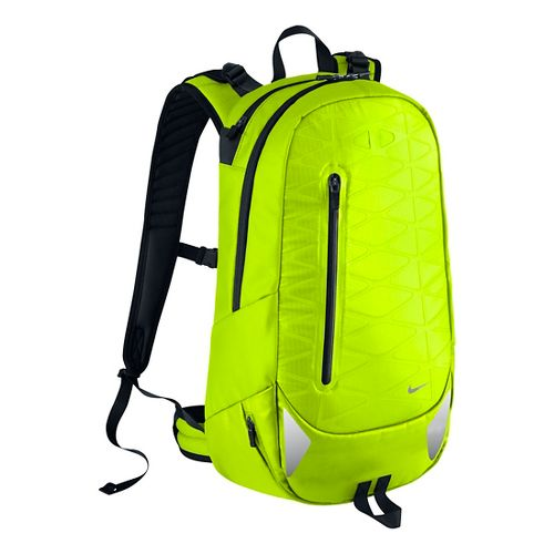 Nike Cheyenne Vapor II Backpack Bags - Volt/Silver