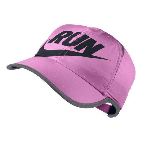 Womens Nike Seasonal Featherlight Cap Headwear - Red/Violet