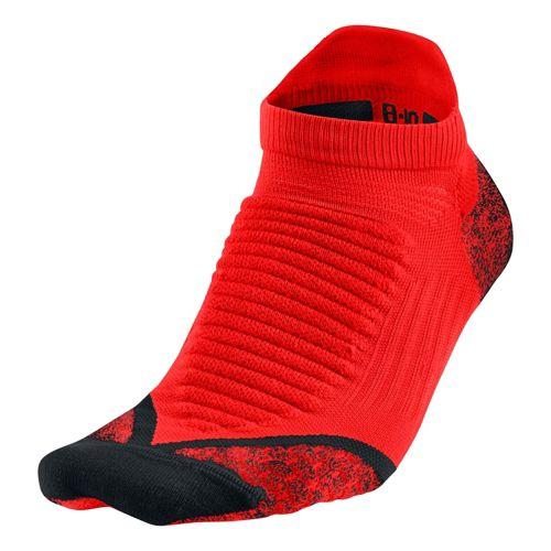Nike�Elite Running Cushion No Show Tab Socks