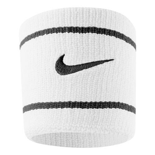 Nike Dri-FIT Wristband Handwear - White/Black