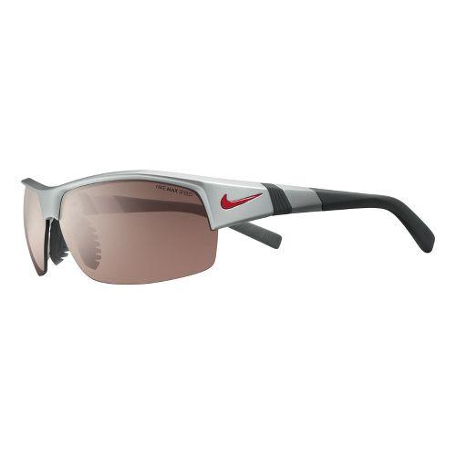 Nike Show X2 Speed Tint Sunglasses - Platinum/Dark Grey
