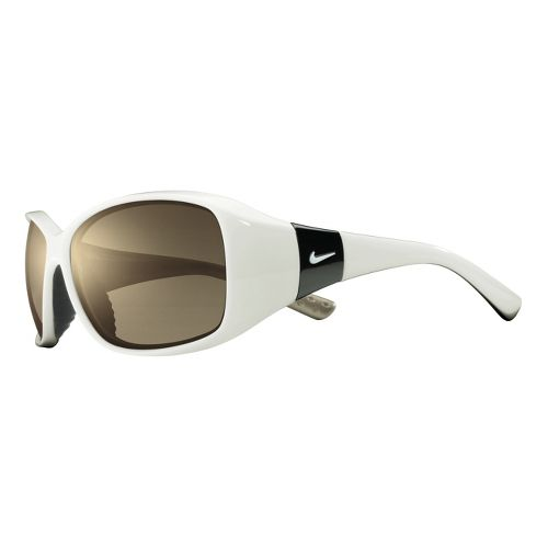 Nike Minx Sunglasses - White/Brown