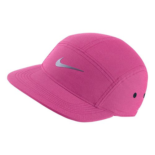 Womens Nike AW84 Cap Headwear - Vivid Pink