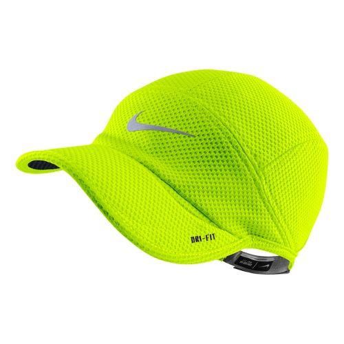Nike TW Mesh Daybreak Cap Headwear - Volt