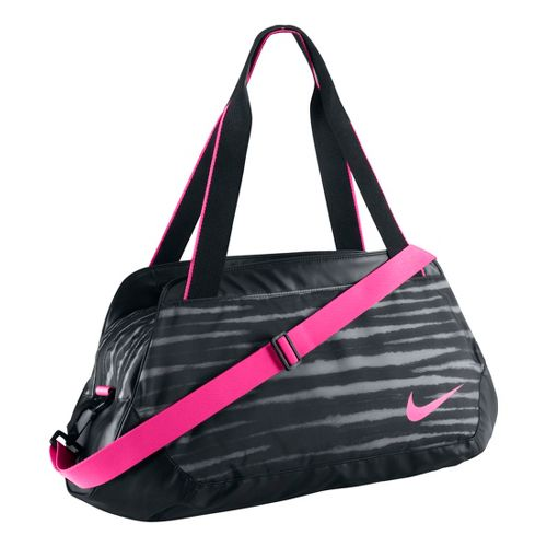 Nike C72 Legend 2.0 Medium Duffle Bags - Black/Pink