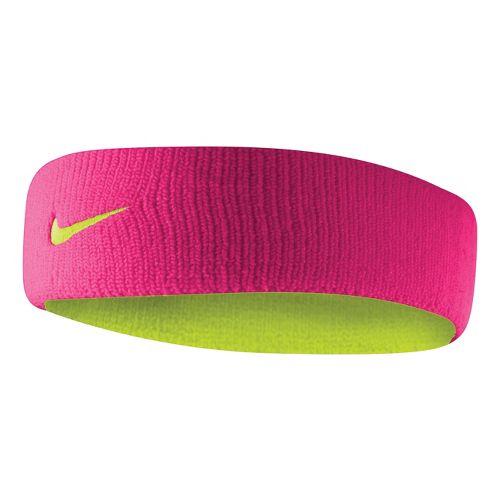 Nike Dri-FIT Home & Away Headband Headwear - Fuchsia