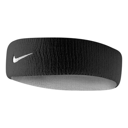 Nike Dri-FIT Home & Away Headband Headwear - White/Black