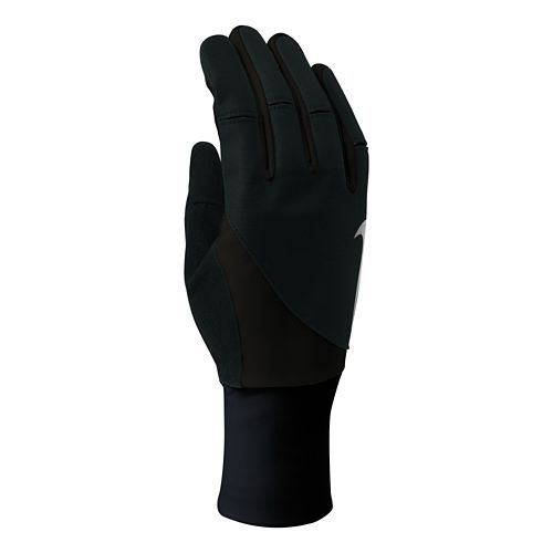 Mens Nike Storm Fit 2.0 Run Gloves Handwear - Black L