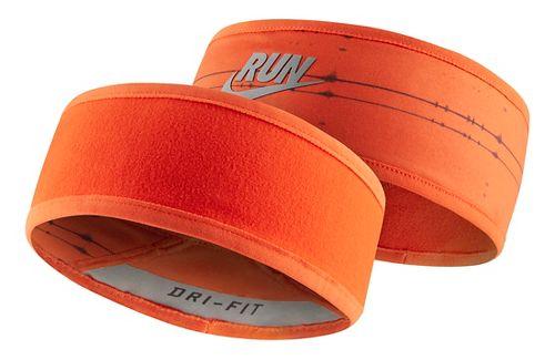 Nike Run Cold Weather Headband Headwear - Team Orange