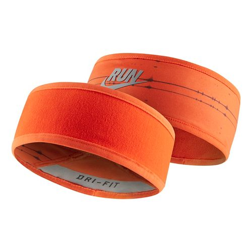 Nike Run Cold Weather Headband Headwear - Team Orange