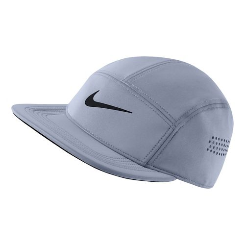 Nike Flash AW84 Cap Headwear - Silver Reflective