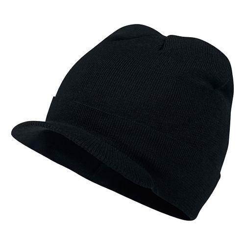 Nike Run Crew Radar Beanie Headwear - Black