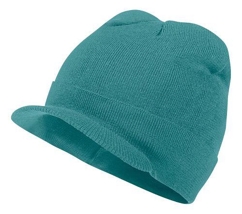 Nike Run Crew Radar Beanie Headwear - Catalina/Turquoise