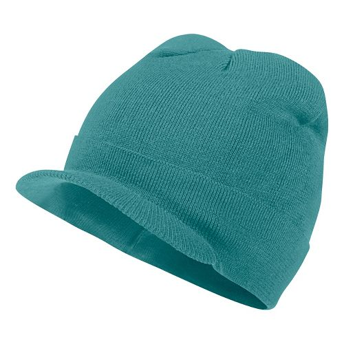 Nike Run Crew Radar Beanie Headwear - Catalina/Turquoise