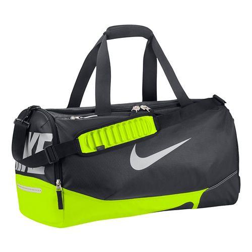 Nike Max Air Vapor Duffel Bags - Black/Volt