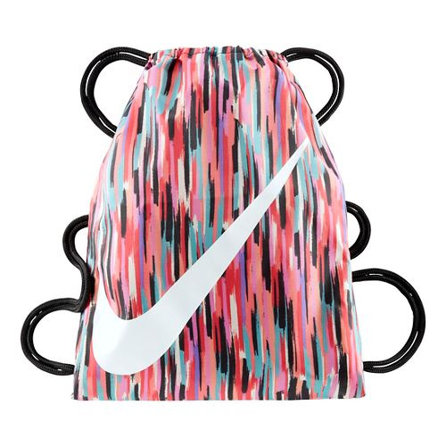 Nike Graphic Gymsack Bags - Hyper/Punch